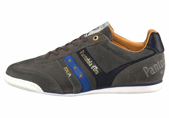 Pantofola D´oro Vasto Suede Low Sneaker