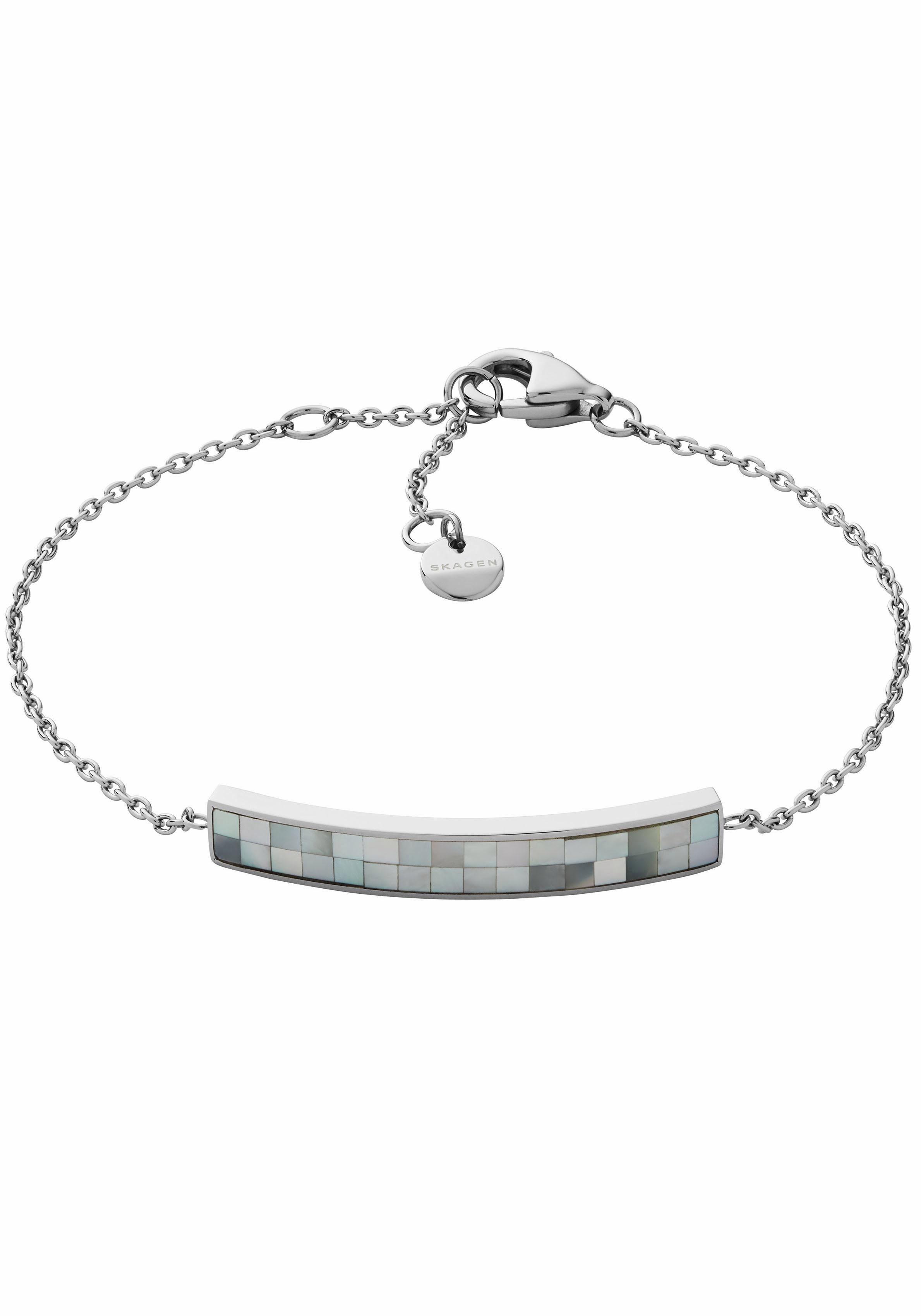 Skagen Armband »AGNETHE, SKJ1036040« mit Perlmutt