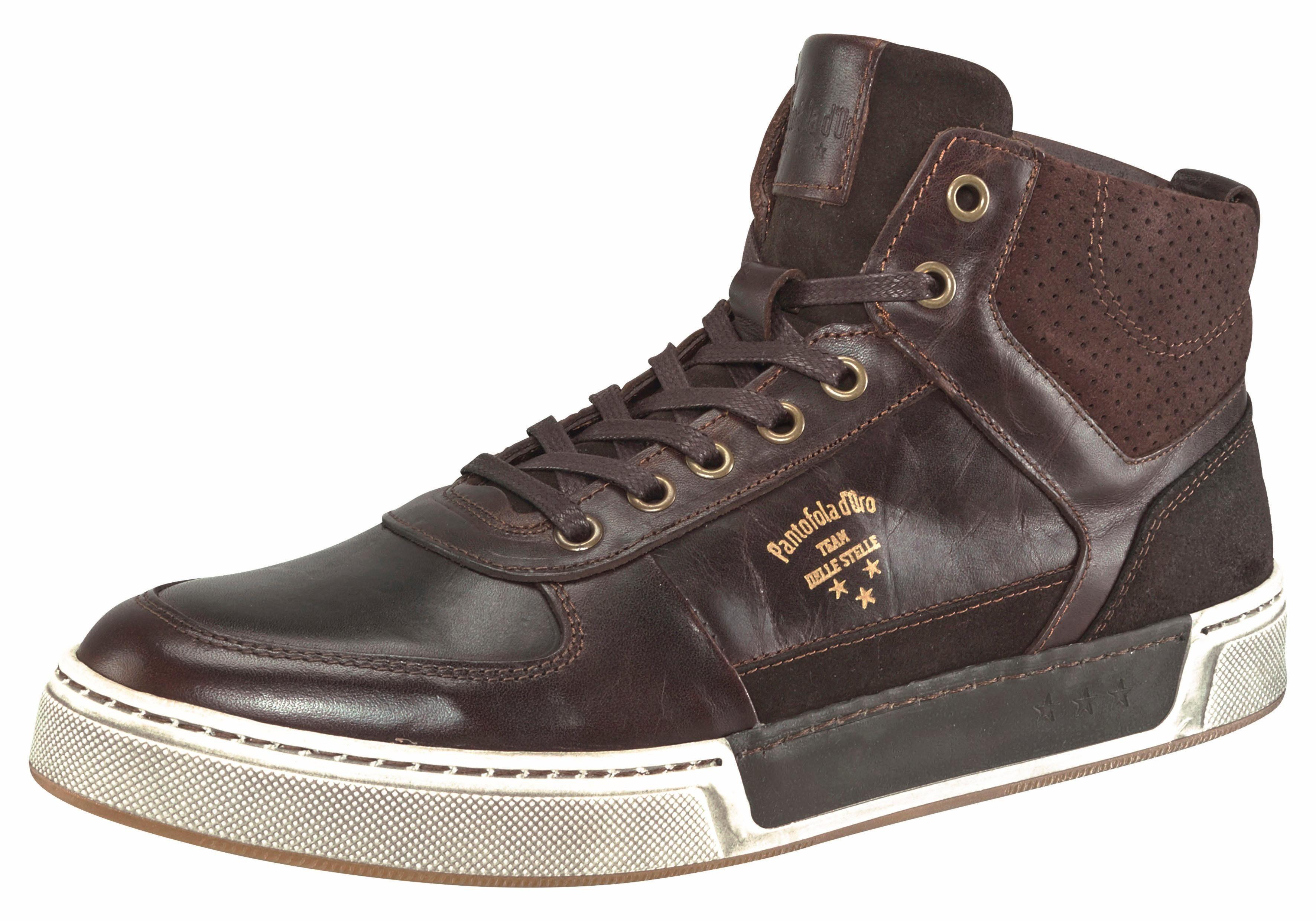 Pantofola d´Oro Frederico Mid Sneaker kaufen  dunkelbraun