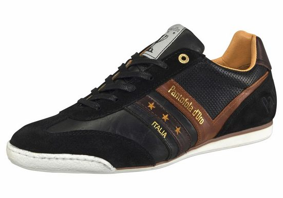 Gold Slipper Vast Man Low Sneakers