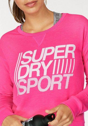 Superdry Sweatshirt Léger Équipage