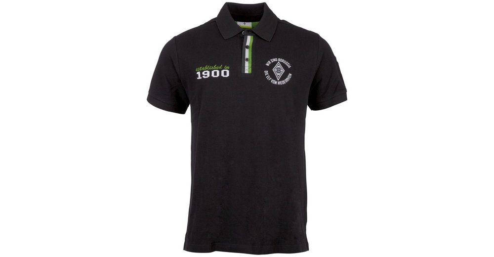 Billig Exklusiv KAPPA Poloshirt Borussia Mönchengladbach Poloshirt 17-18 Finden Große Verkaufsfachmann F6IEFH92