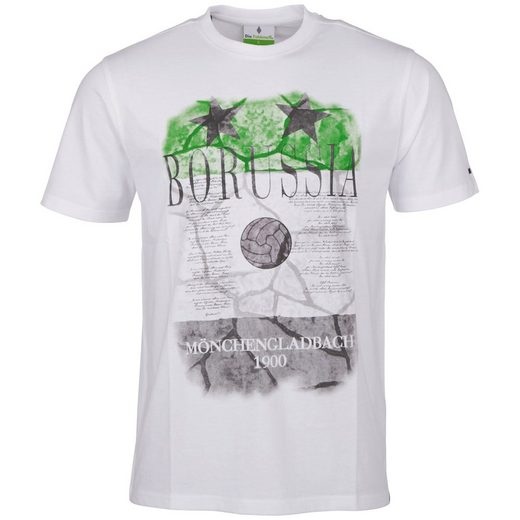 T-shirt Kappa T-shirt Borussia Mönchengladbach 17-18