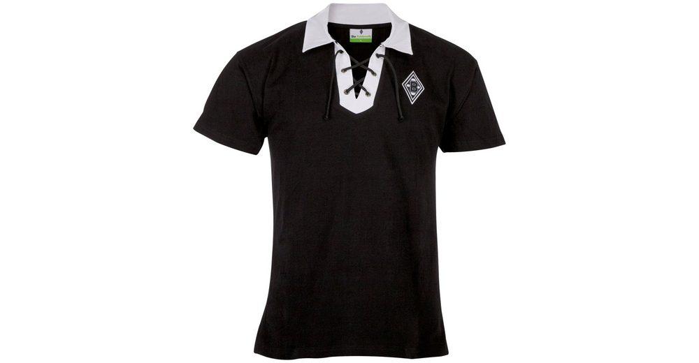 KAPPA Poloshirt Borussia Mönchengladbach Poloshirt 17-18 Billig Verkauf Große Diskont Rabatt Genießen HjxiZsJ5n
