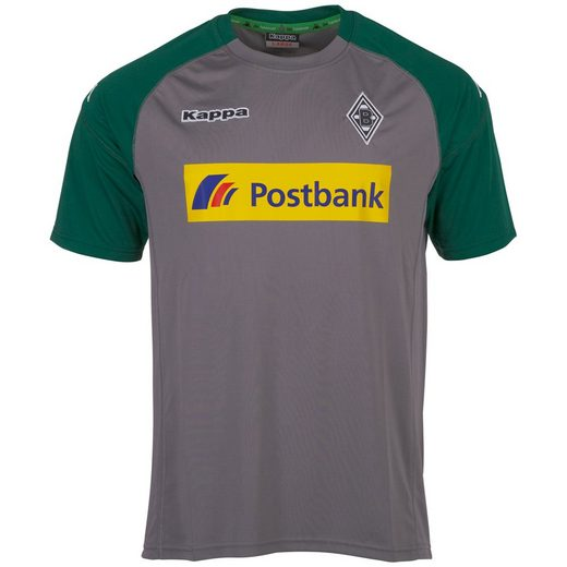 KAPPA Trainingsshirt Borussia Mönchengladbach Trainingsshirt 17-18