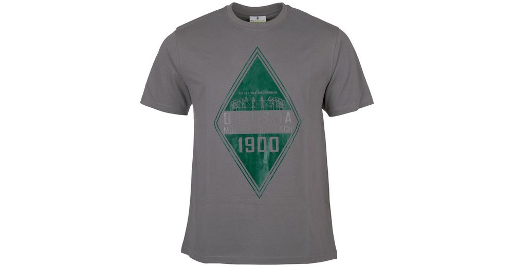 Aus Deutschland Niedrig Versandkosten KAPPA T-Shirt Borussia Mönchengladbach T-Shirt 17-18 Freies Verschiffen Neue 3Vjjh2