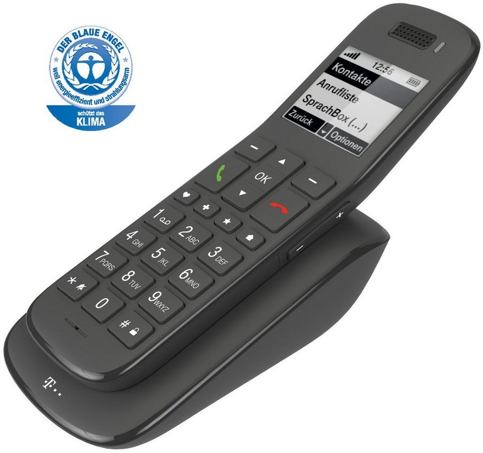 telekom telefon analog schnurlos speedphone 31 mit basis. Black Bedroom Furniture Sets. Home Design Ideas