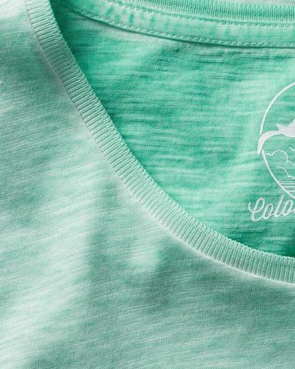 colours & sons T-Shirt mit Print