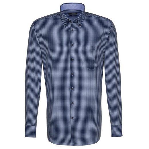 seidensticker Businesshemd »Modern« Button-Down-Kragen
