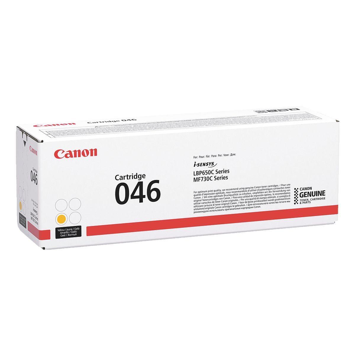 Canon Toner »CRG 046 Y«