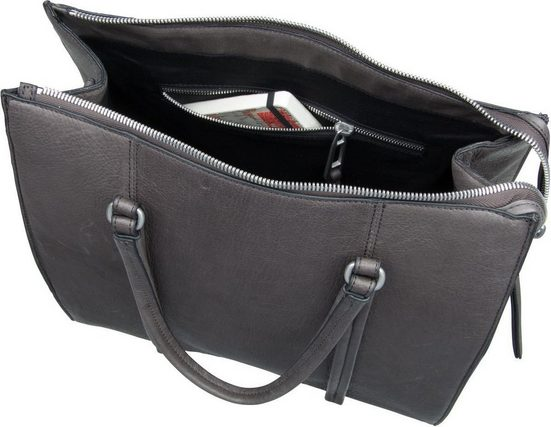 »thirtyseven Marc Washed« Cube Handtasche O'polo EEwqU6x