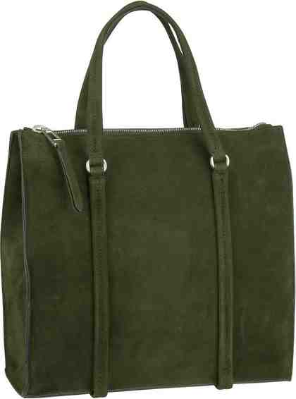 Marc O'Polo Handtasche »Thirtyseven Cube Luxury Suede«