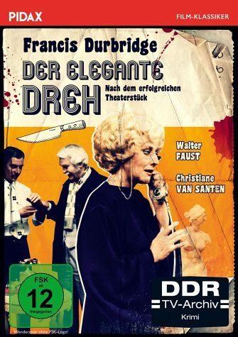 DVD »Francis Durbridge: Der elegante Dreh«