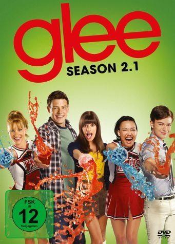 DVD »Glee - Season 2.1 (3 Discs)«