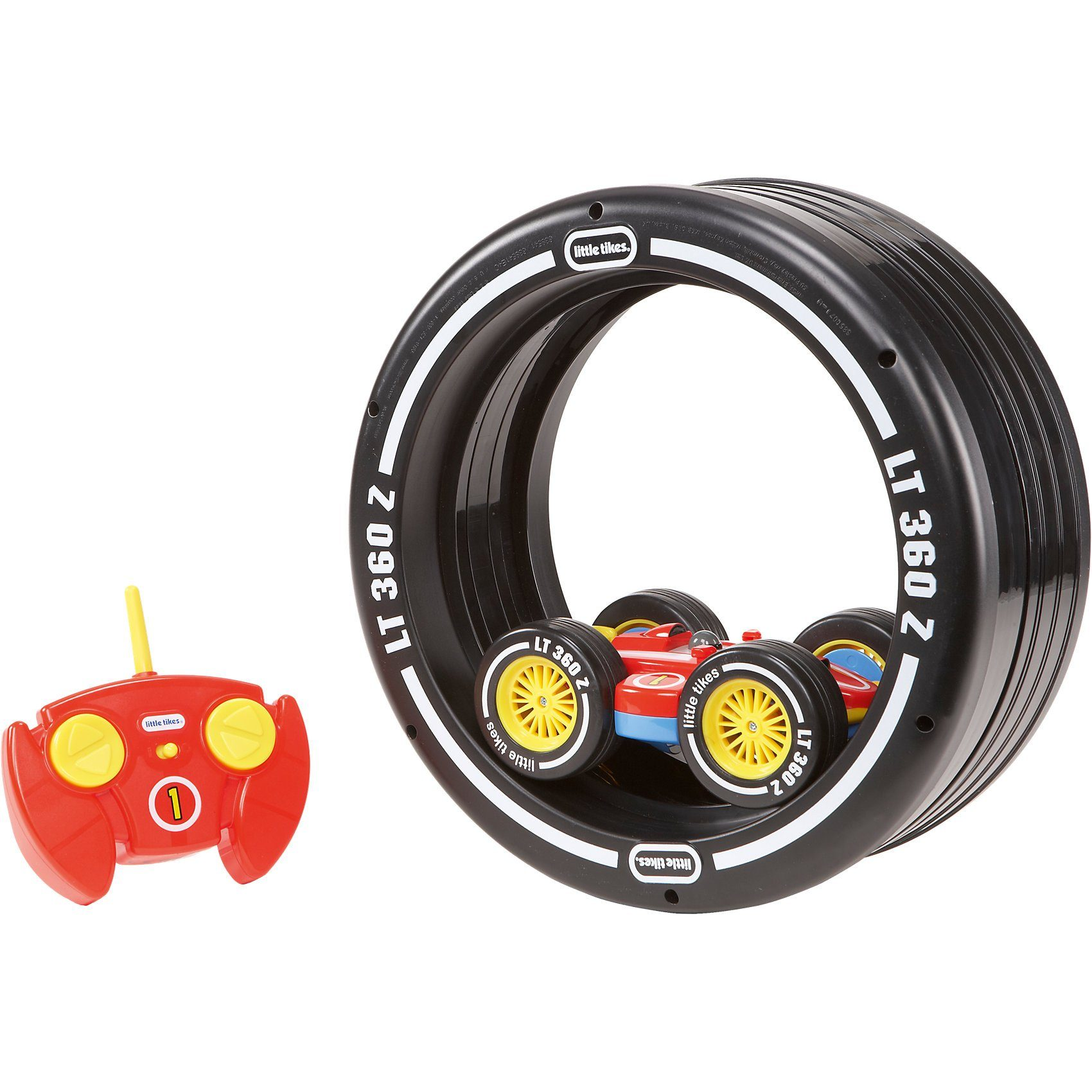 Little Tikes Tire Twister - Ferngesteuertes Auto mit Reifen