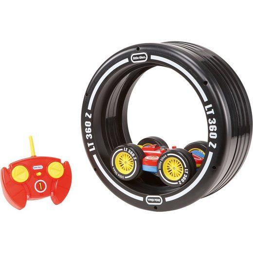 Little Tikes® Tire Twister - Ferngesteuertes Auto mit Reifen