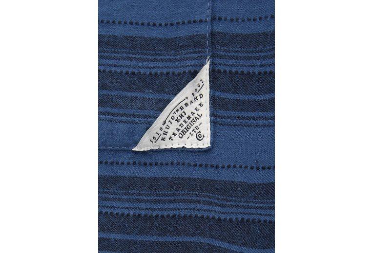 Günstig Kaufen Nicekicks Bestseller khujo Streifenhemd ROOT  Verkaufsschlager xbtUc