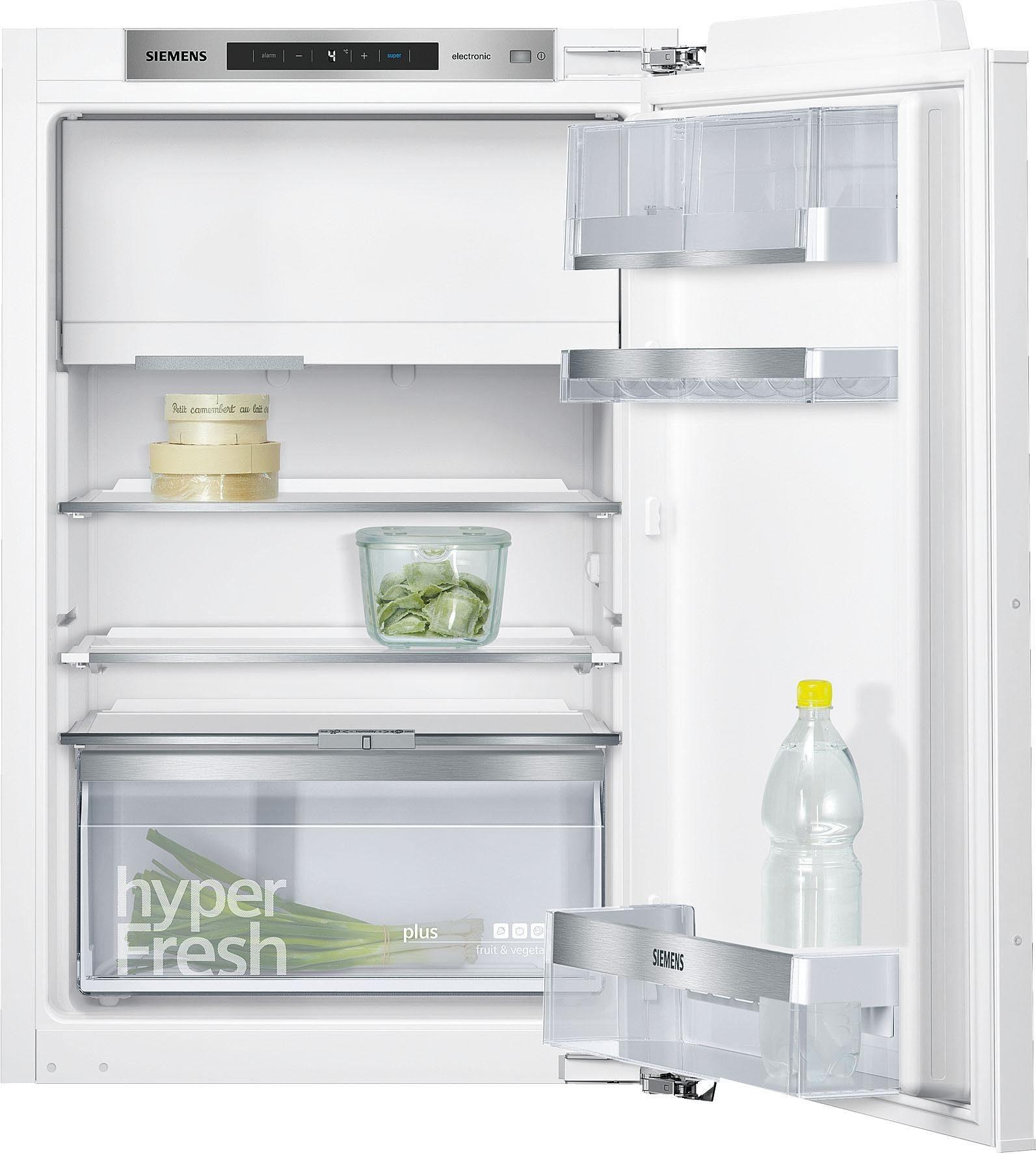 Siemens integrierbarer Einbaukühlschrank KI22LAD30, A++, 87,4 cm hoch