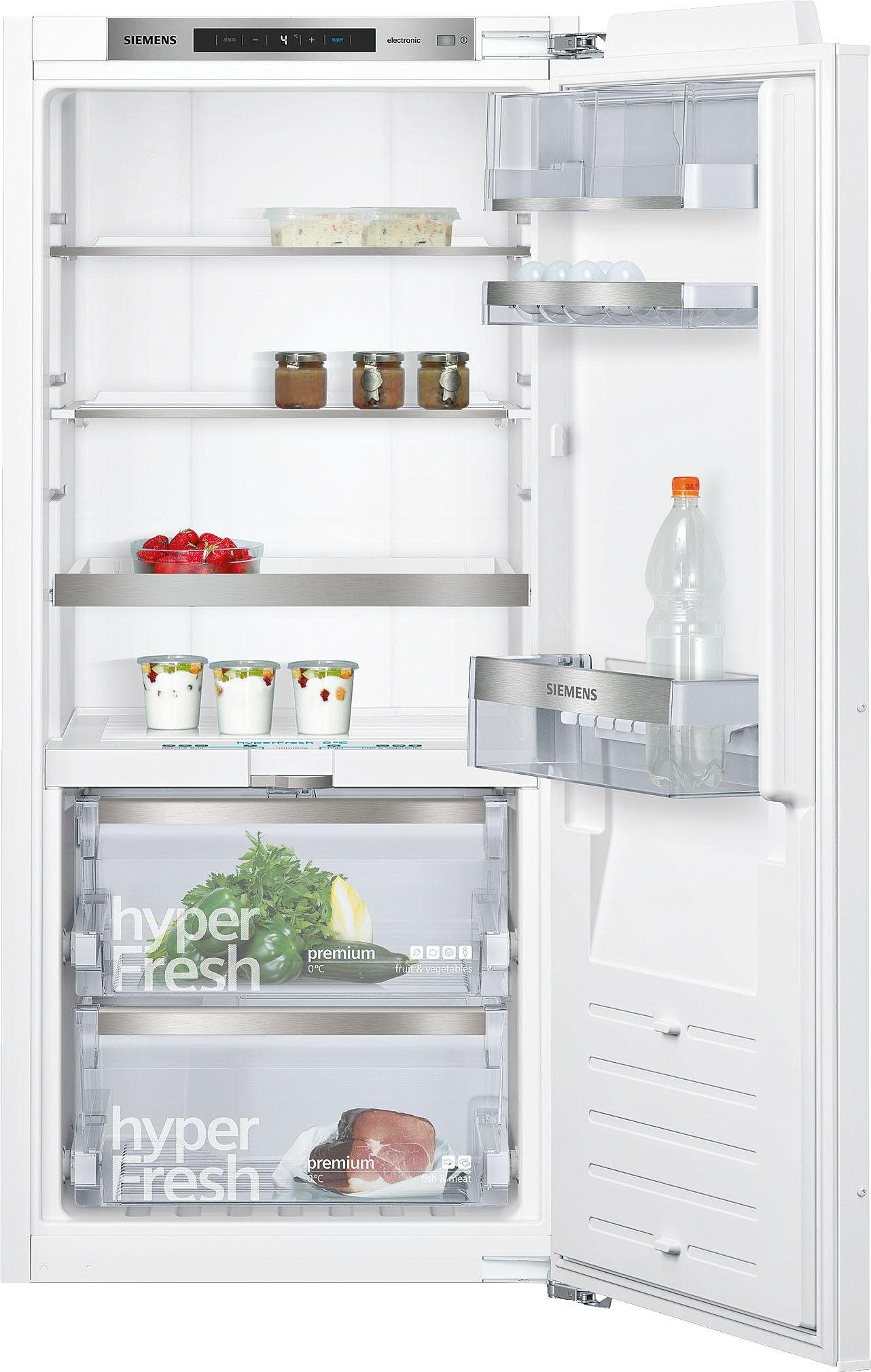 SIEMENS Einbaukühlschrank KI41FAD30, 122,1 cm hoch, 55,8 cm breit, A++, 122,1 cm hoch, integrierbar