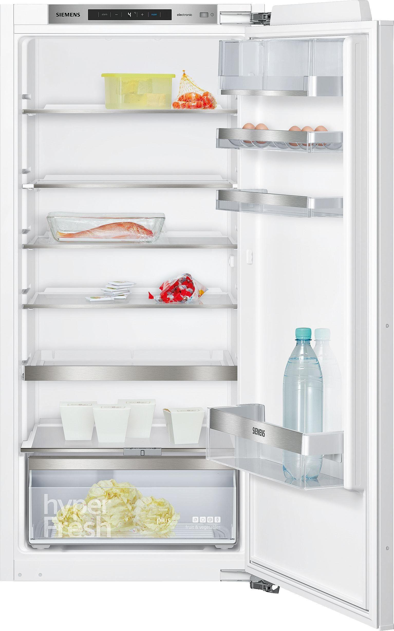 SIEMENS Einbaukühlschrank KI41RAD40, 122,1 cm hoch, 55,8 cm breit, A+++, 122,1 cm hoch, integrierbar