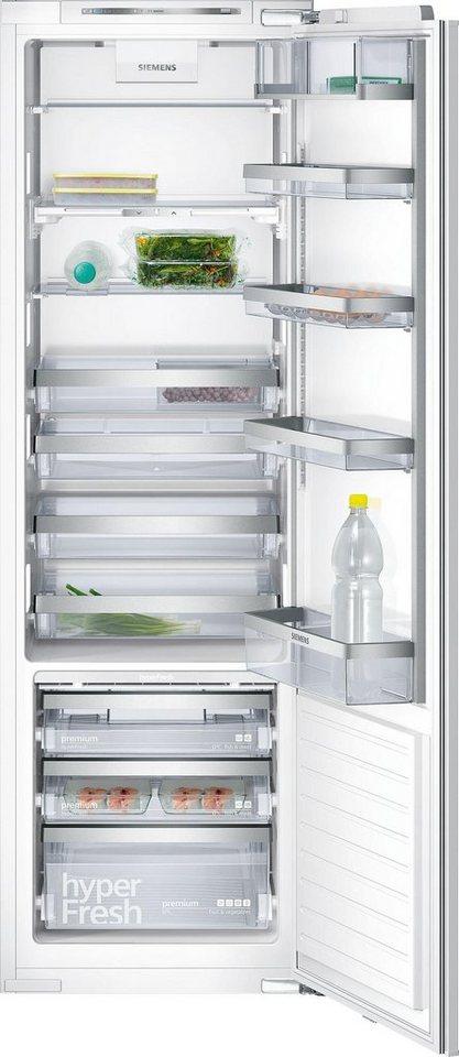 siemens integrierbarer einbaukühlschrank ki42fp60 a 177 2 cm