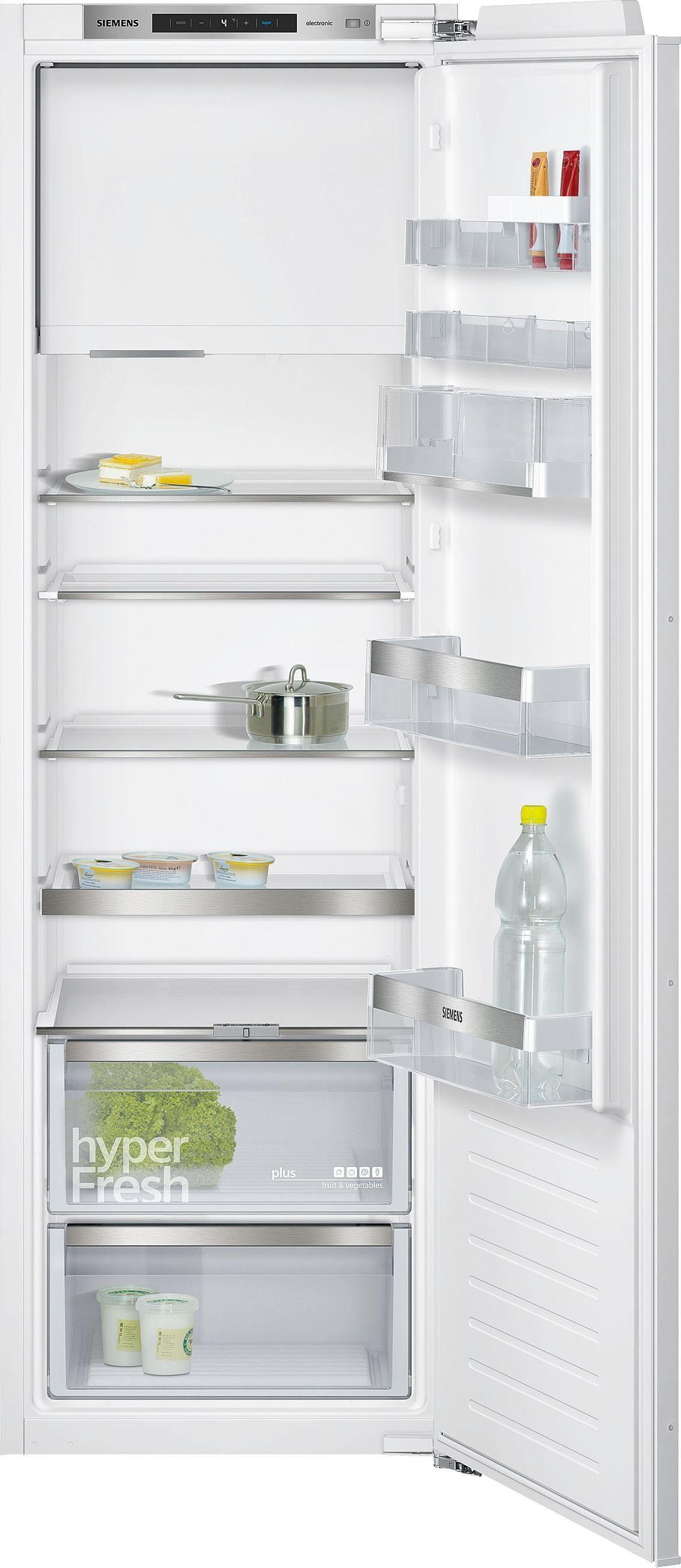 Siemens integrierbarer Einbaukühlschrank KI82LAD30, A++, 177,2 cm hoch