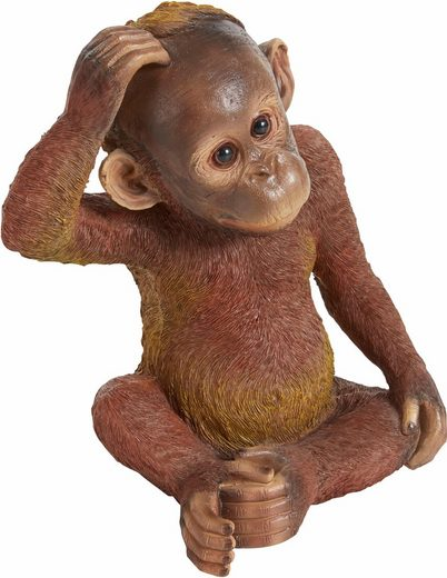 Home affaire Tierfigur »Orangutan«, Home affaire