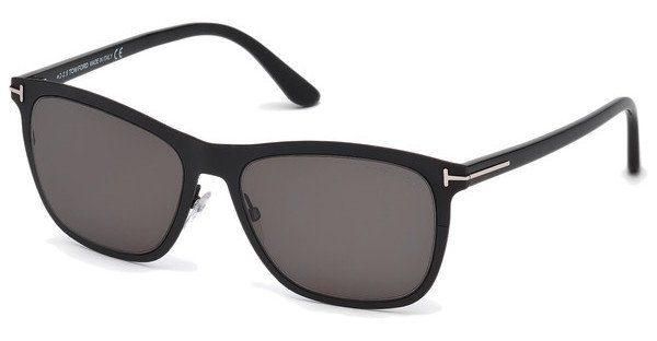 Tom Ford Herren Sonnenbrille »Alasdhair FT0526«, braun, 48J - braun/braun