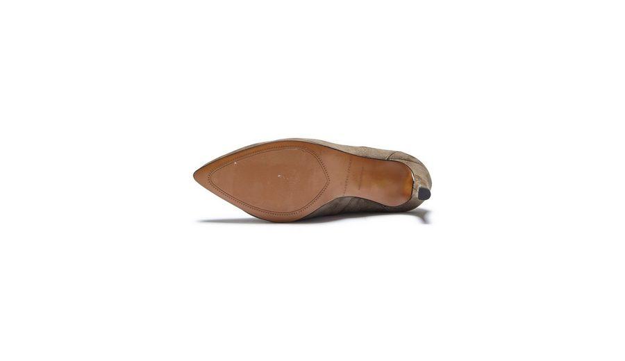 Ausverkaufs-Shop Selected Femme Wildleder- Pumps Günstiger Preis Auslass Billig Verkauf Websites Hohe Qualität Günstig Online Outlet Brandneue Unisex sowro