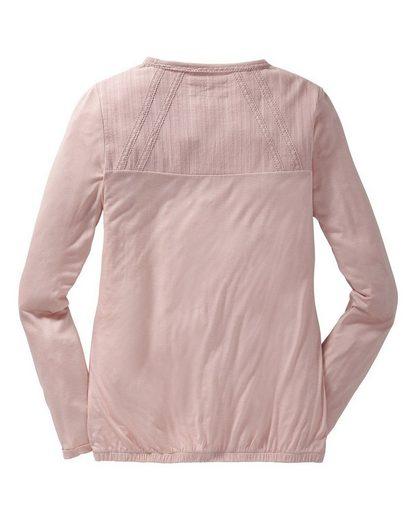 BASEFIELD Langarm-Shirt