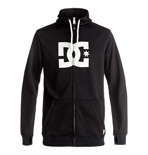 DC Shoes Funktioneller Zip-Up Hoodie Snowstar