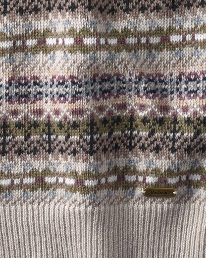 Barbour Pullover Mallow
