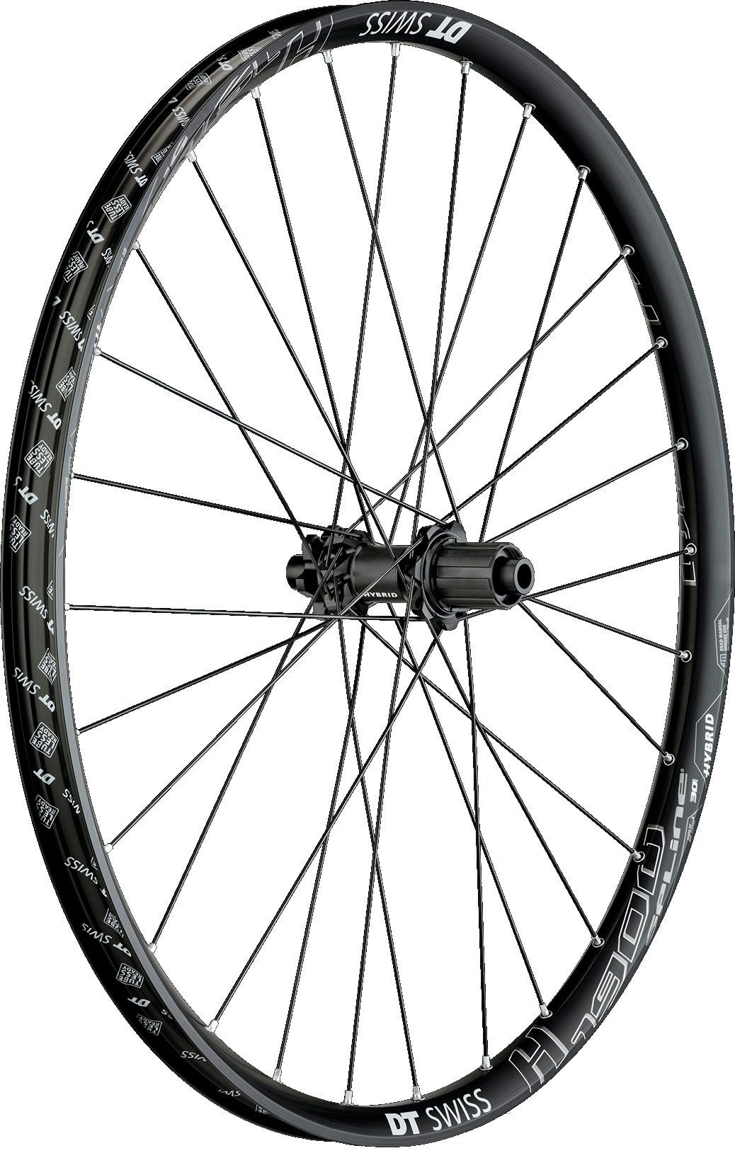 "DT Swiss Laufrad »H 1900 Spline Hinterrad 27,5"" Hybrid Boost 30mm«"