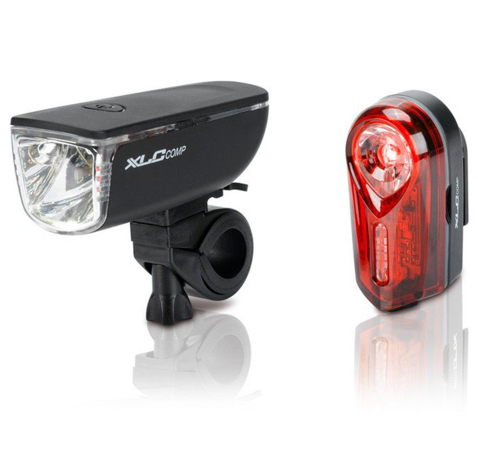 XLC Fahrradbeleuchtung »XLC Comp Ariel/Neso CL-S11 Bleuchtungsset«