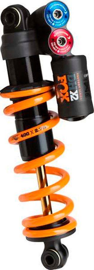 Fox Racing Shox Fahrrad Dämpfer »DHX2 FS TiN HSC LSC HSR LSR Dämpfer 222-69mm«