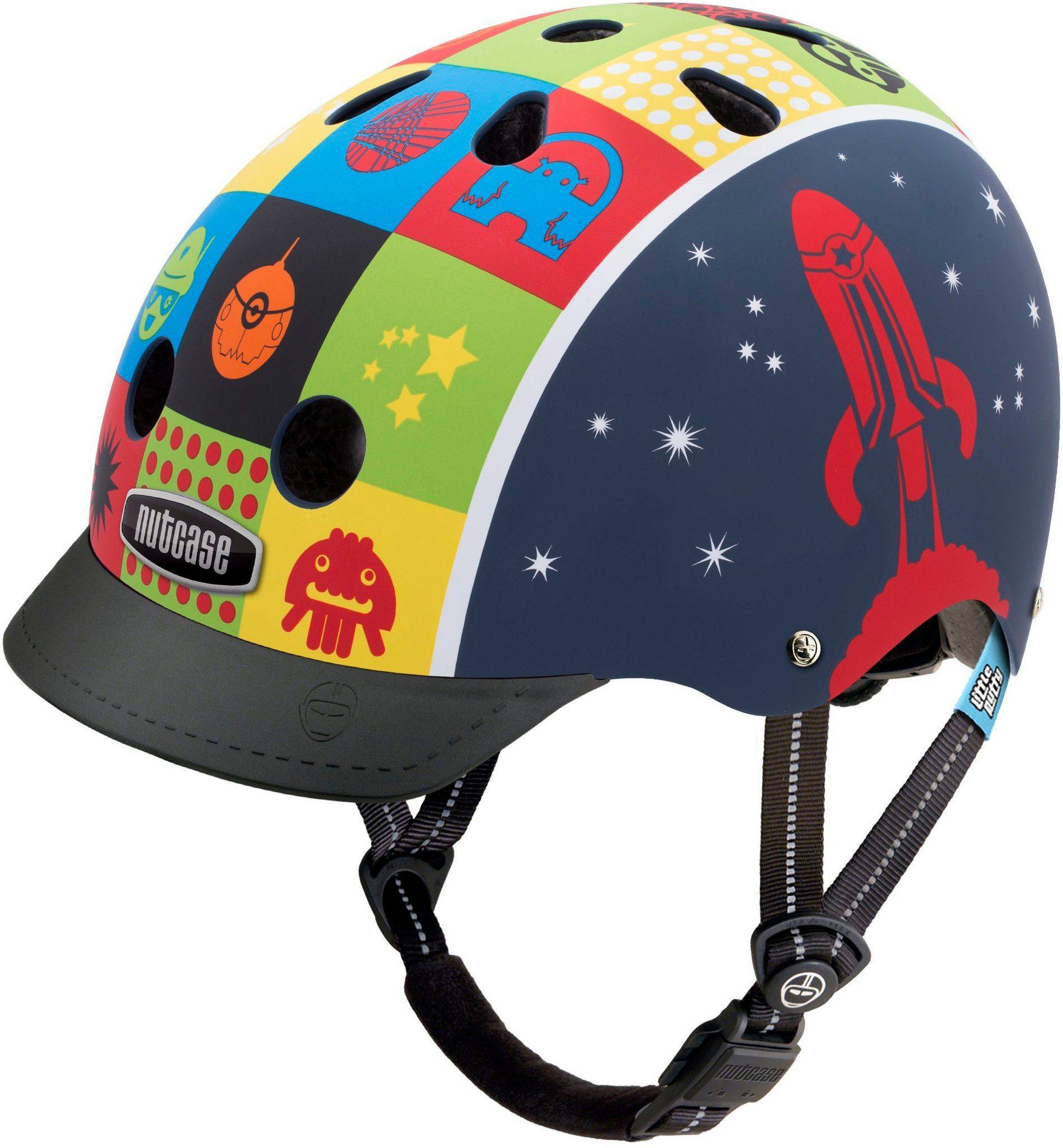 Nutcase Fahrradhelm »Little Nutty Street Helmet Kids«