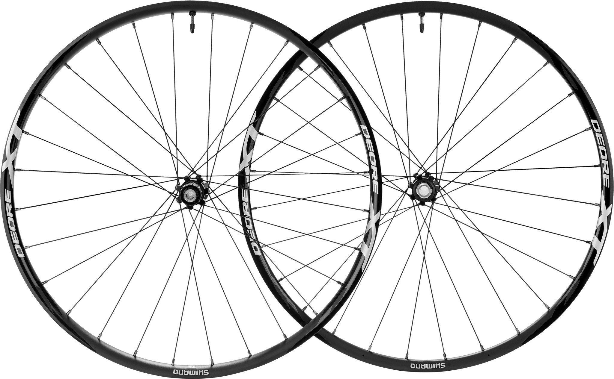 "Shimano Laufrad »Deore XT WH-M8000 MTB Disc Laufradsatz 27,5""«"
