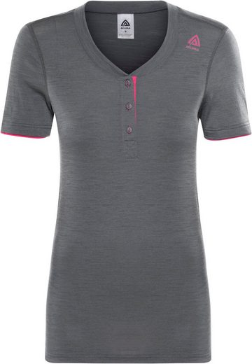 Aclima T-Shirt Lightwool Henley Women