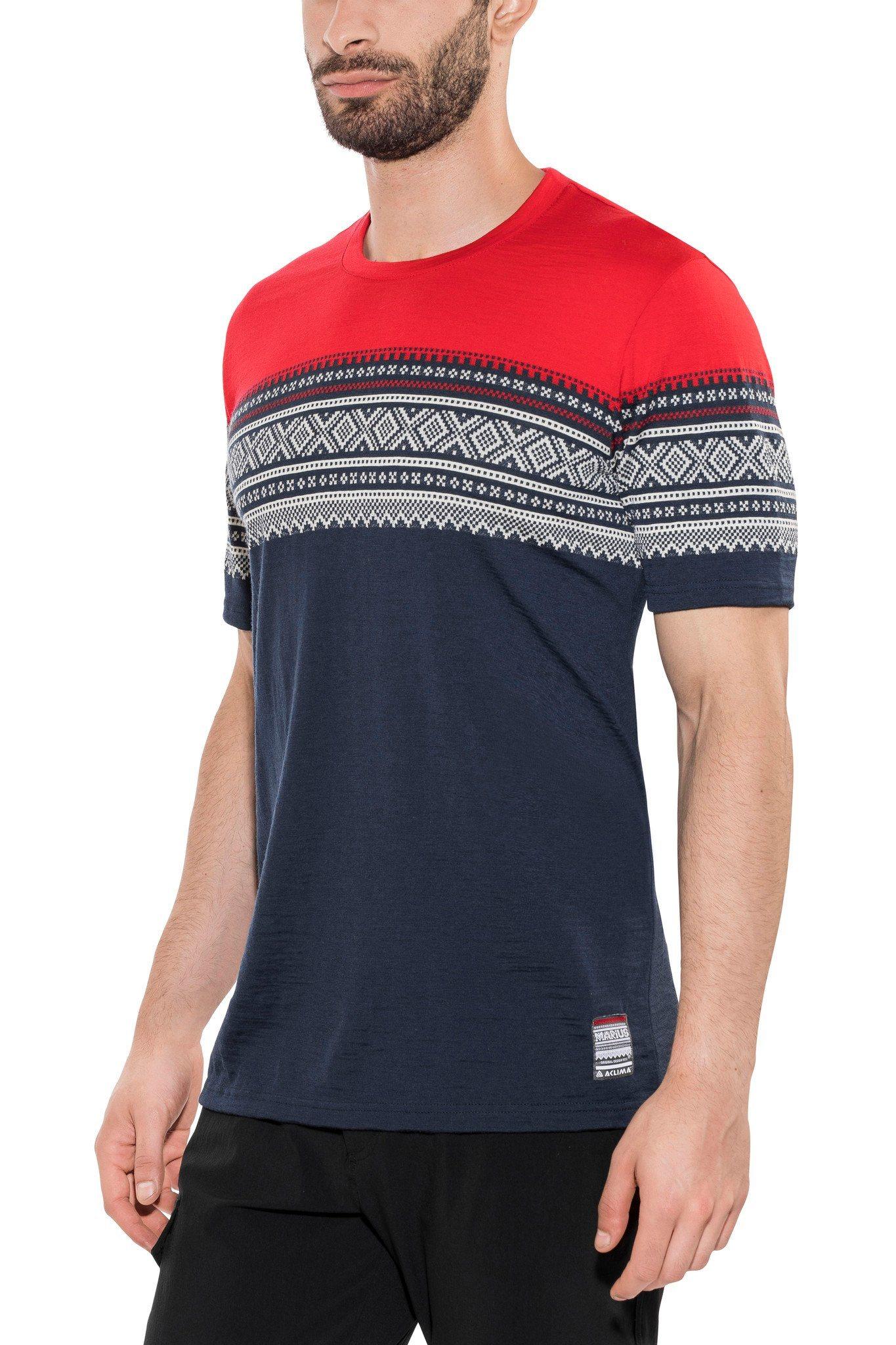 Aclima T Shirt »DesignWool Marius Merino T Shirt Men«