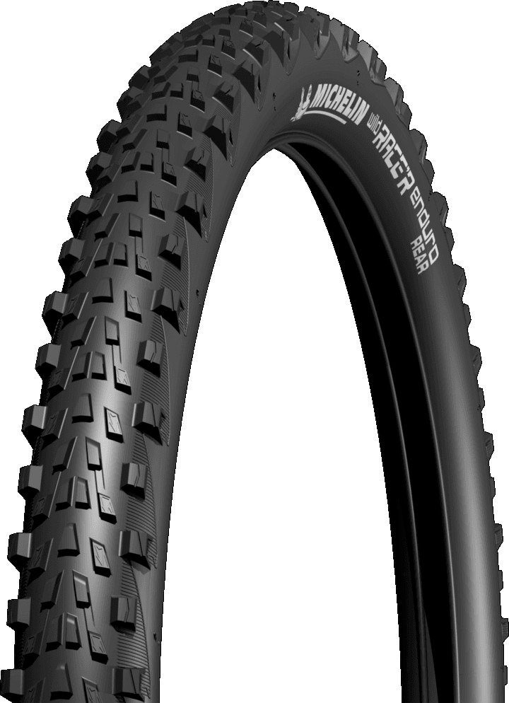 "Michelin Fahrradreifen »Wild Race'R Enduro Rear 27,5"" faltbar«"