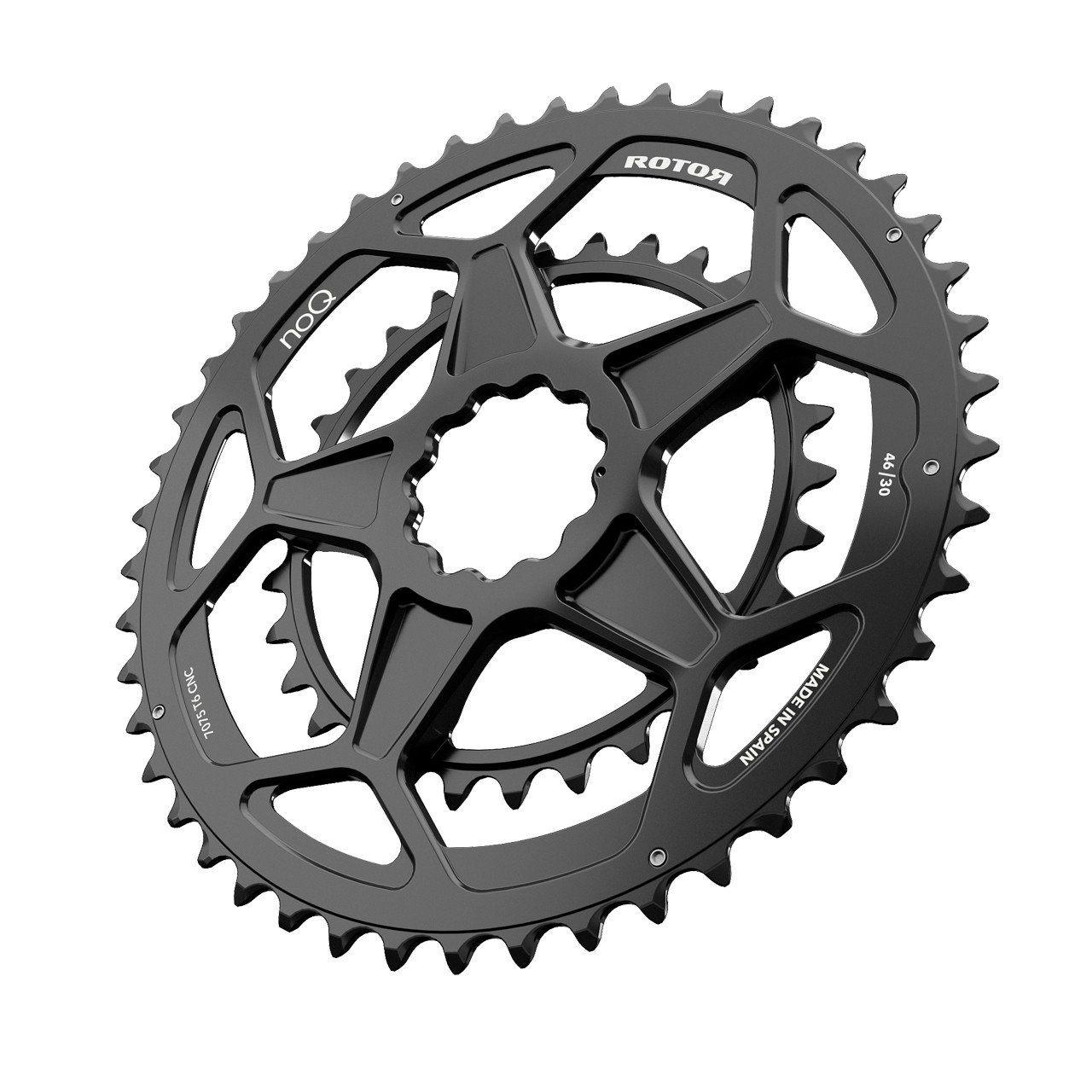Rotor Kettenblatt »Spidering Direct Mount Doppelkettenblatt 30mm«