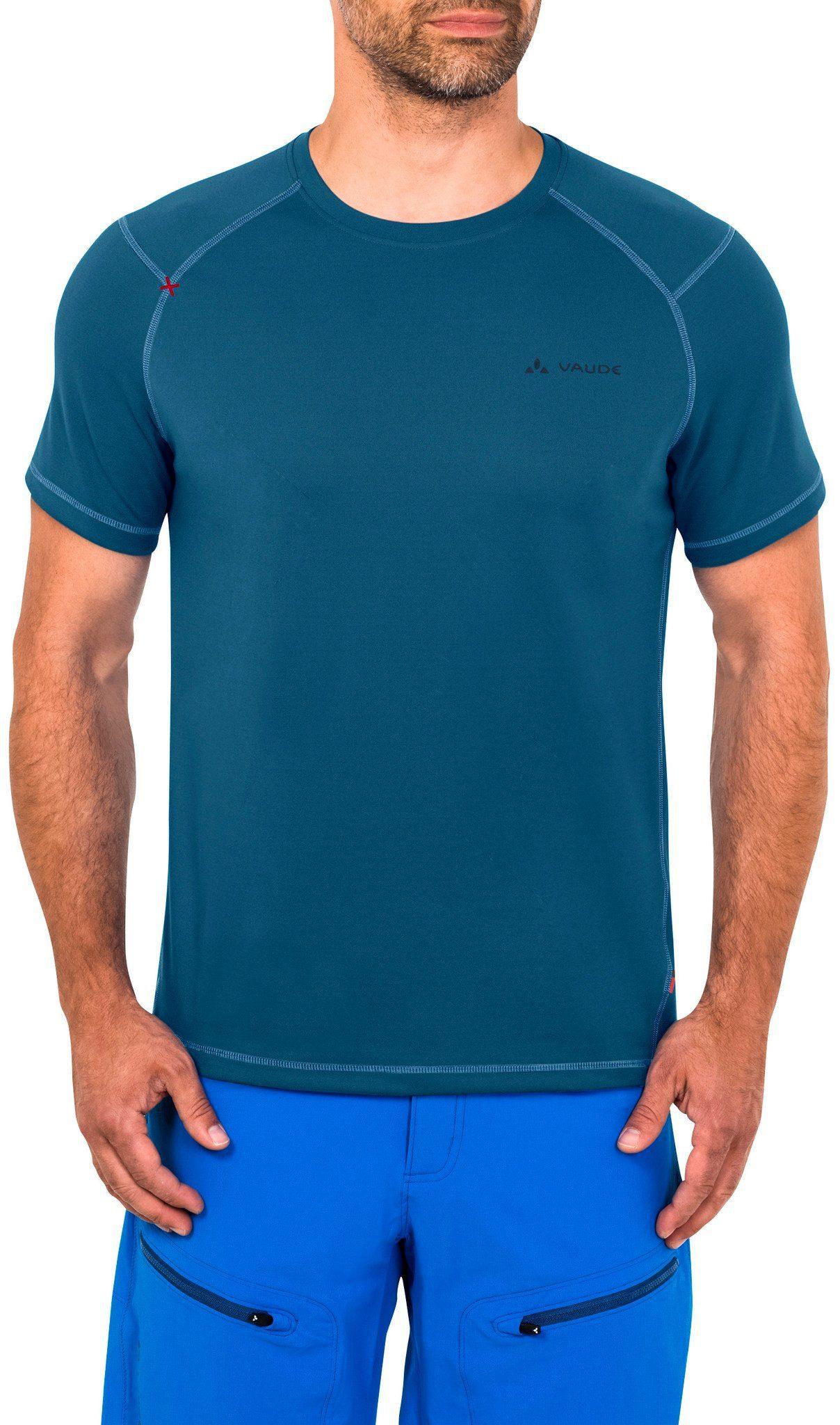 VAUDE T-Shirt »Hallett Shirt Men«
