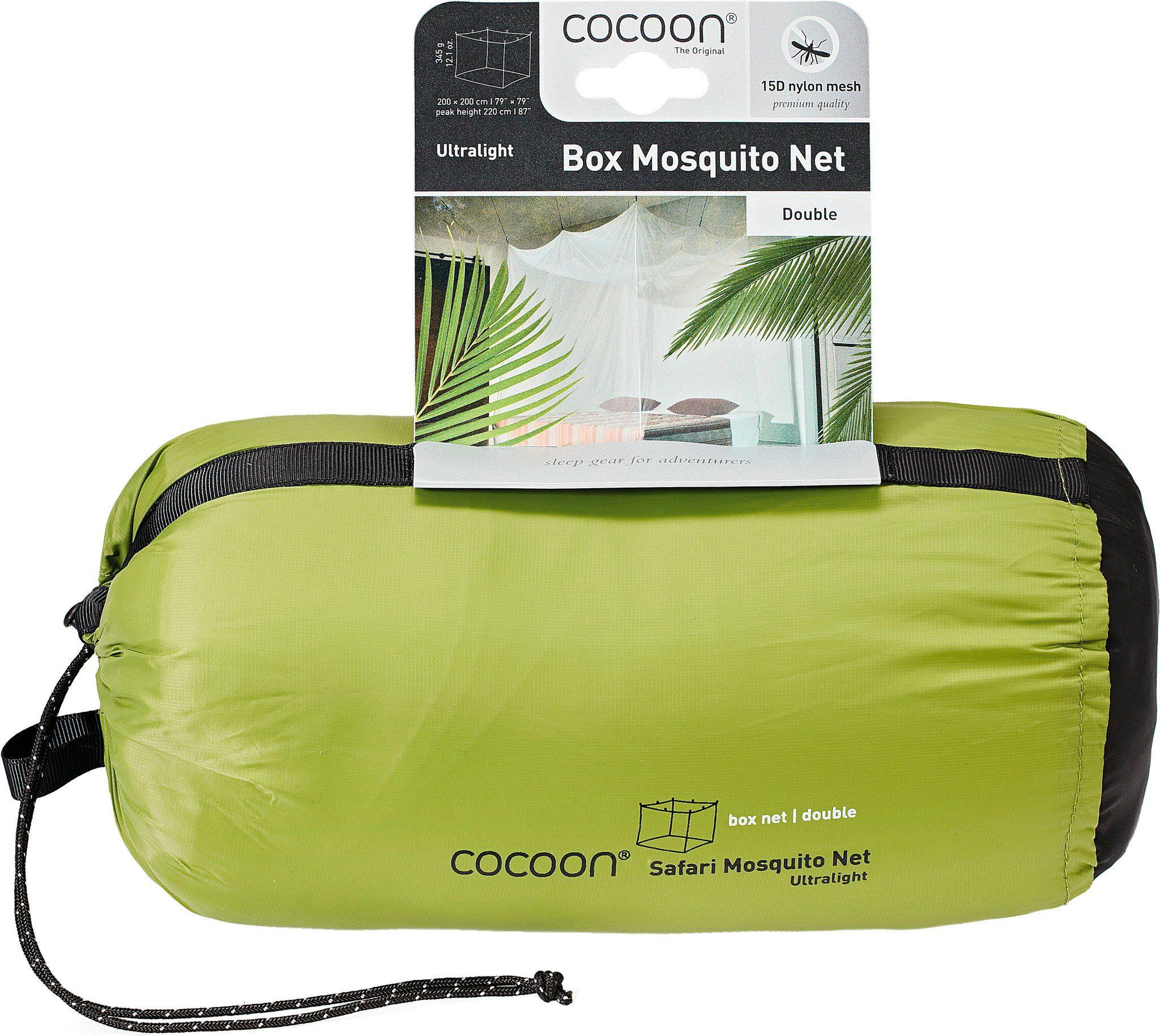 Cocoon Zeltzubehör »Mosquito Box Net Ultralight Double«
