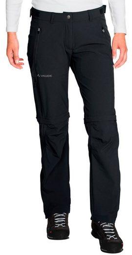 VAUDE Hose Farley Stretch ZO T-Zip Pant Short Women