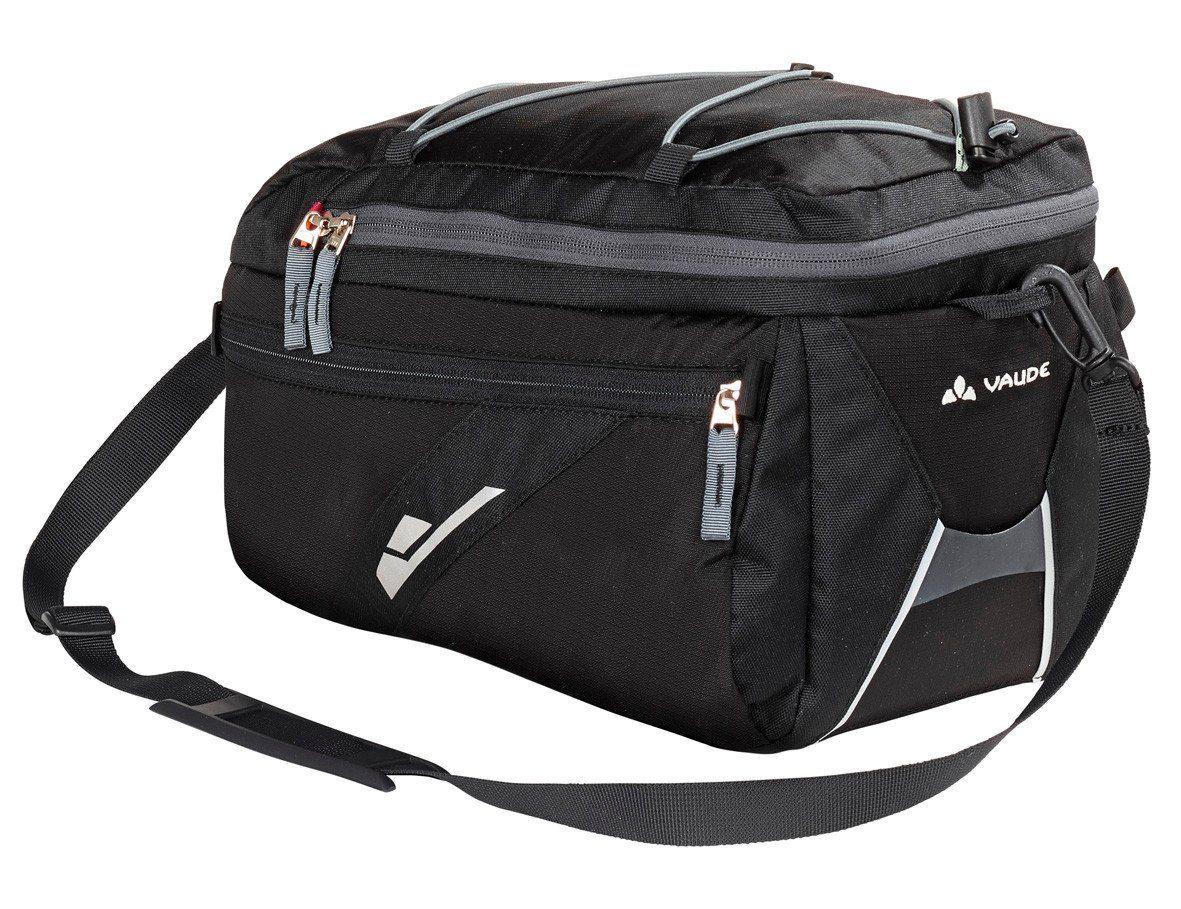 VAUDE Gepäckträgertasche »VAUDE Silkroad Plus Rack Bag Snap-It«