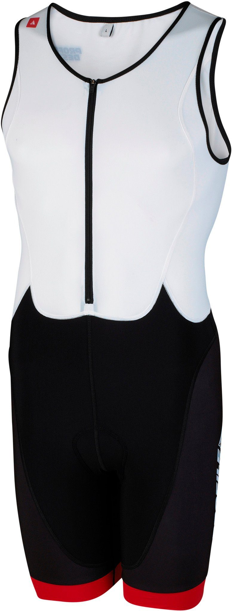 Profile Triathlonbekleidung »Tri Suit Men Front RV«