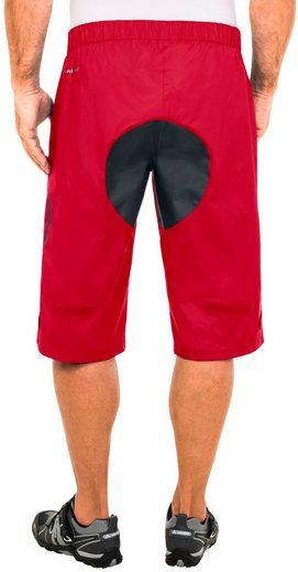 VAUDE Radhose Tremalzo Rain Shorts Men