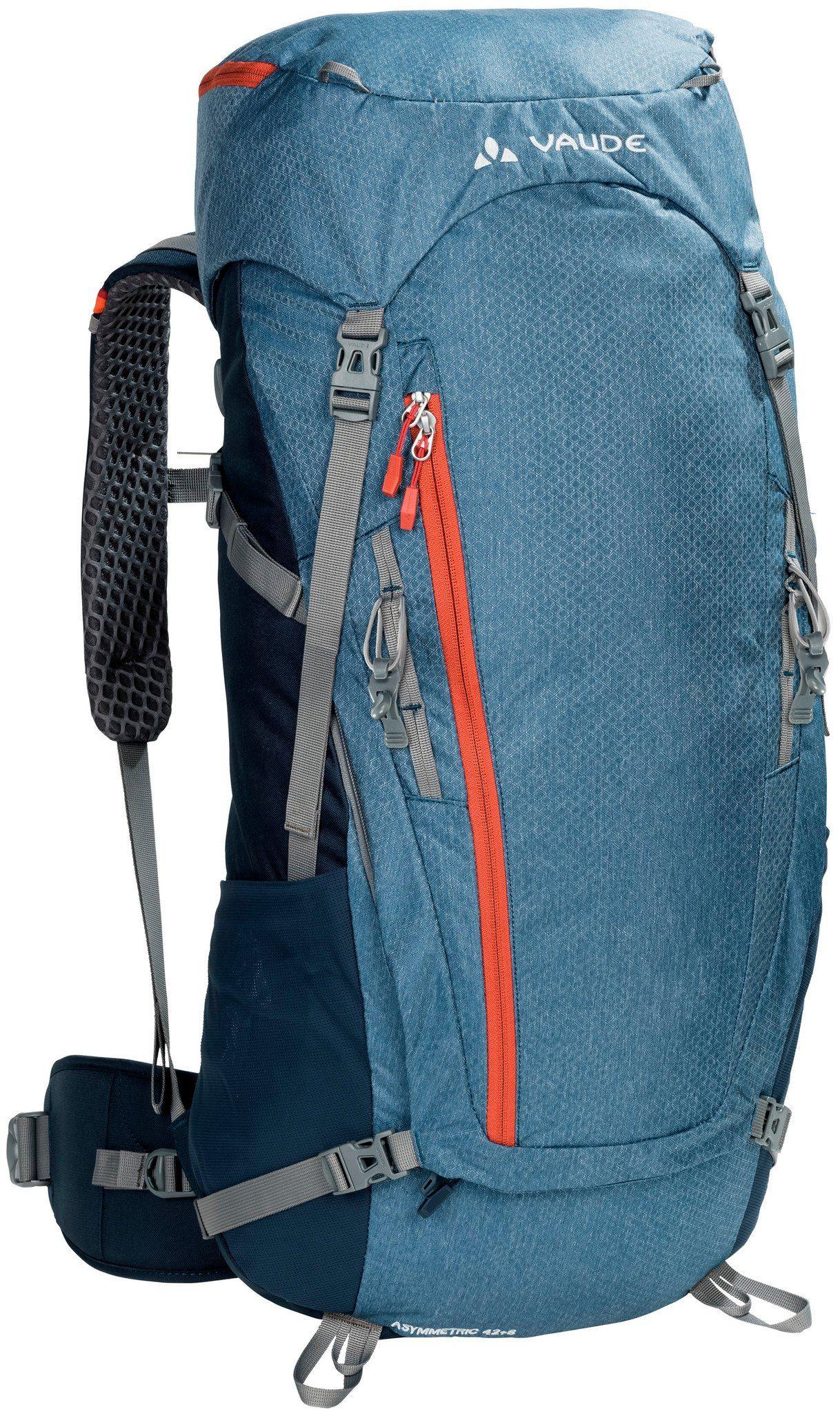 VAUDE Wanderrucksack »Asymmetric 42+8 Backpack«