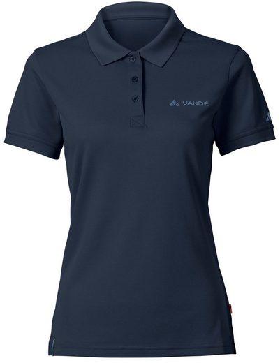 VAUDE T-Shirt Marwick II Polo Shirt Women