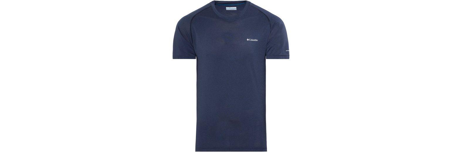 Columbia T-Shirt Mountain Tech III Short Sleeve Crew Men Qualität Freies Verschiffen w9Zd5UcQ8W